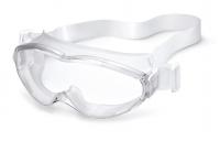 Autoklavierbare Vollsichtbrille mit rundum schützender Silikonlippe
