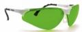 Grüne IPL-und Plasmaschutzbrille für Behandler - XC 3 TERM