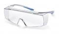 Spritzschutzbrille für Brillenträger - beständig, beschlagfrei, Verkratzungssicher